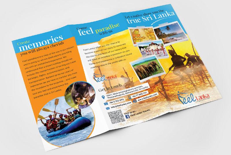 Brochure and leaflets Design