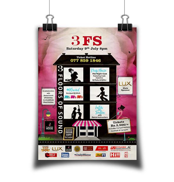 Poster Design in Sri Lanka