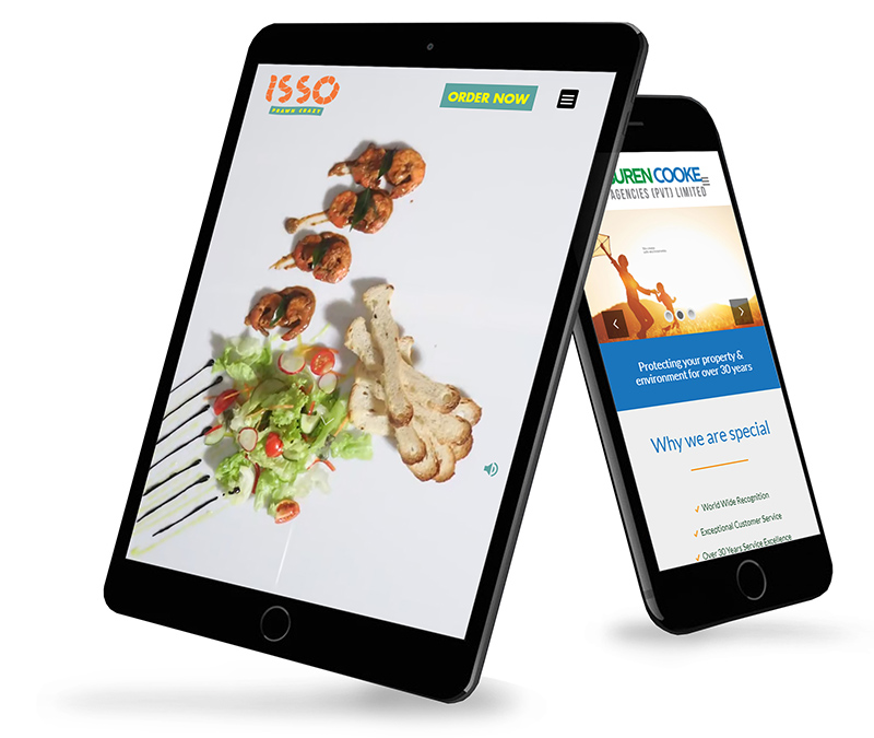 Responsive Website Design Sri Lanka