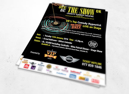 CVIP Event Flyer Design