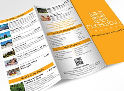 Rockwell Travel Brochure Design