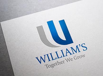 Williams Holdings Logo Design