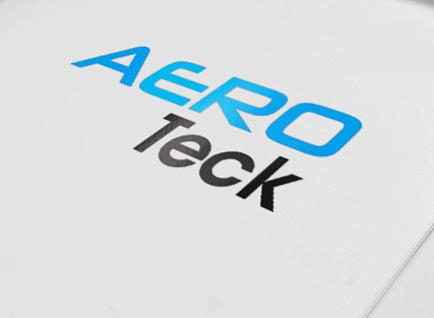 AeroTeck Logo Design