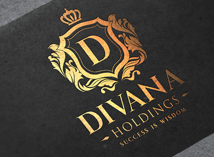 Divana Holdings Logo Design