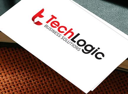 Tech Logic Corporate Logo Design