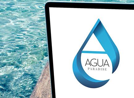 Agua Travel and Tourism Logo Design