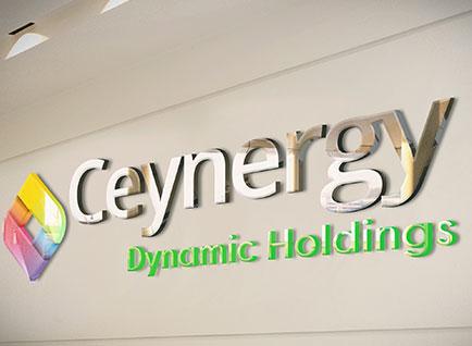 Ceynergy Dynamic Holdings Logo Design