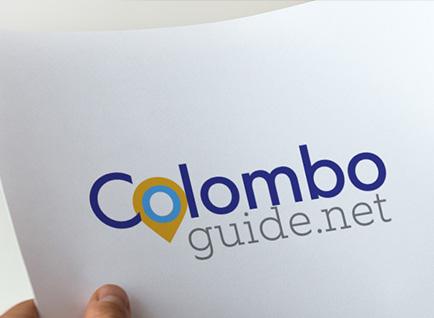 Colombo Guide Logo Design