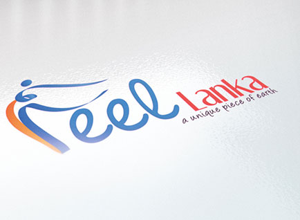 Feel Lanka Travels Logo Design