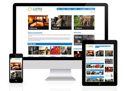 Lanka Travel Hub Websitewww.lankatravelhub.com