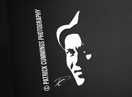 Patrick Cummings Photography Logo Design