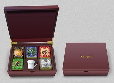 Tinglish Tea Gift Box