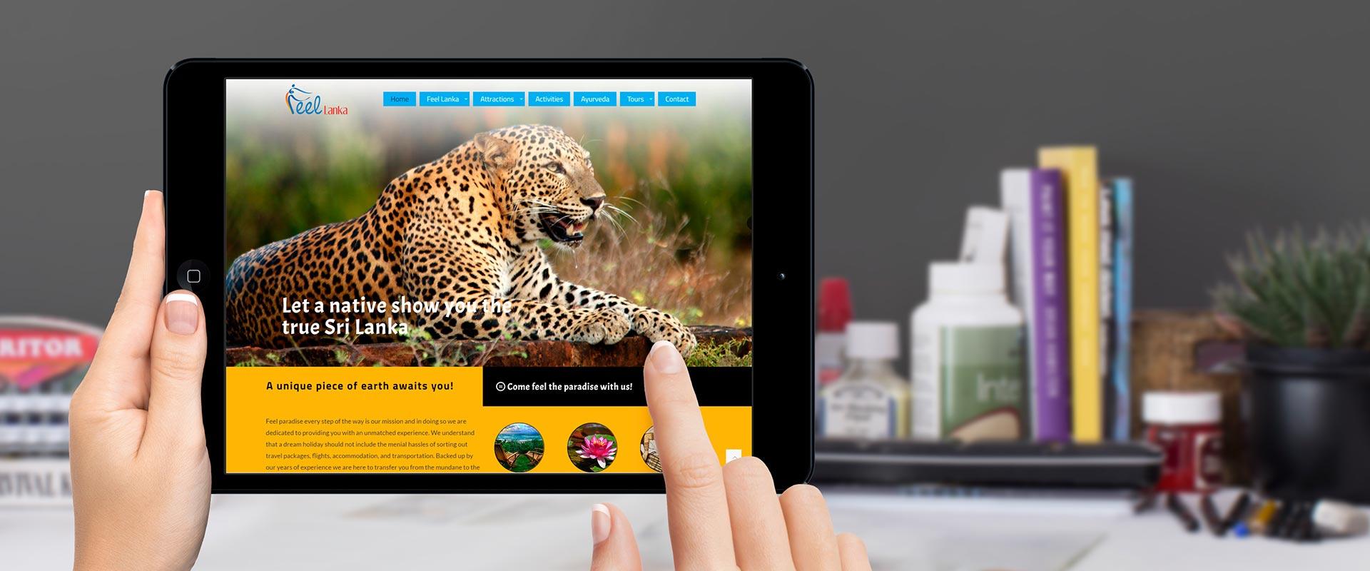 Responsive web design Sri Lanka