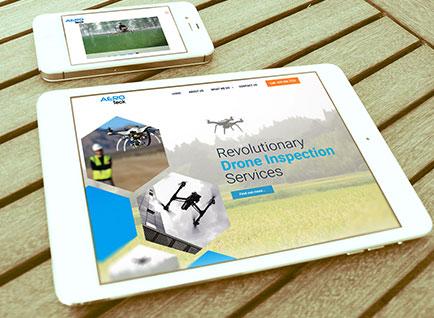 AeroTeck Website Designwww.aeroteck.lk