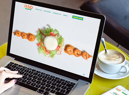 ISSO Brand Website Designwww.isso.lk