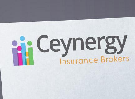 Ceynergy Insurance Logo Design