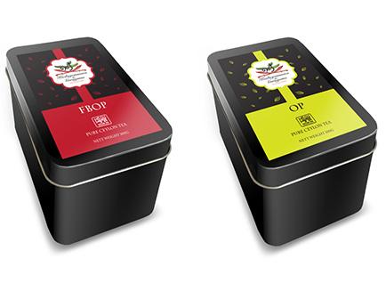 Kadugannawa Tea Caddy Box Packaging Design