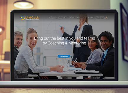 IAMCasia Website Designwww.iamcasia.com